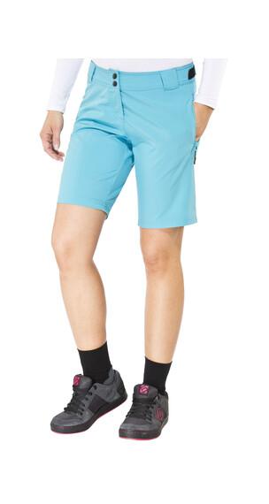 Ziener Cinda Shorts Women X-Function pool blue